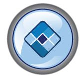Round blue icon with NSPN Membership icon in the center.
