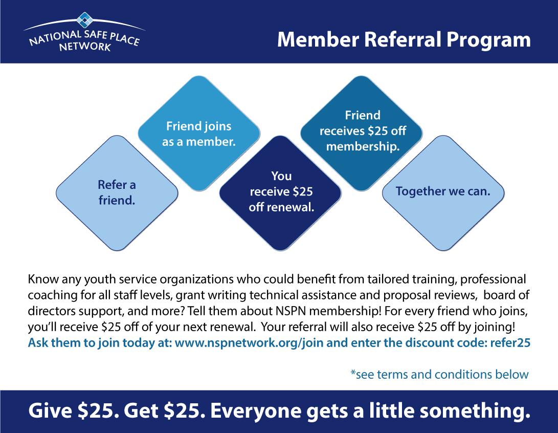 NSPN Member Referral Program